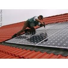 Zakładanie paneli fotovoltaicznych